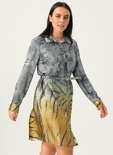 Ekol Elbise İndigo